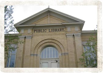 Pocatello Library